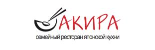 Логотип сайта АкираСан